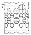 Implant koszyk