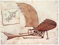 Da Vinci, bionika